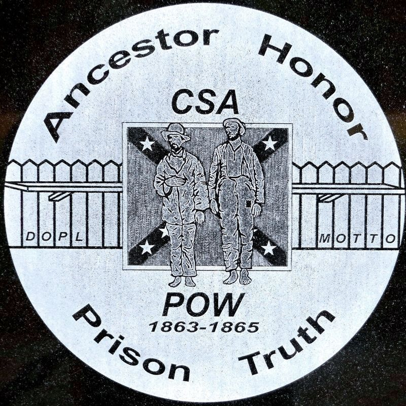 Ancestor Honor Prison Truth - DOPL Motto image. Click for full size.