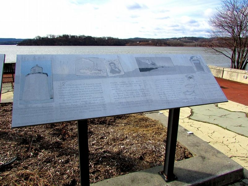 The Story of a River Marker (Right Panel) image. Click for full size.