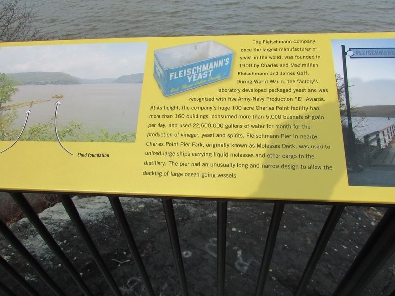 Travis Cove Overlook Marker image. Click for full size.
