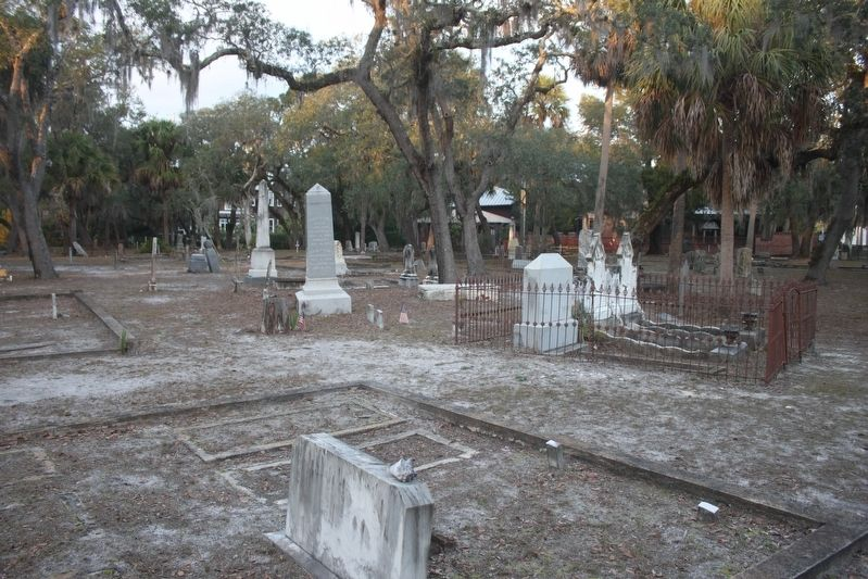 Chestnut Street Cemetery image. Click for full size.