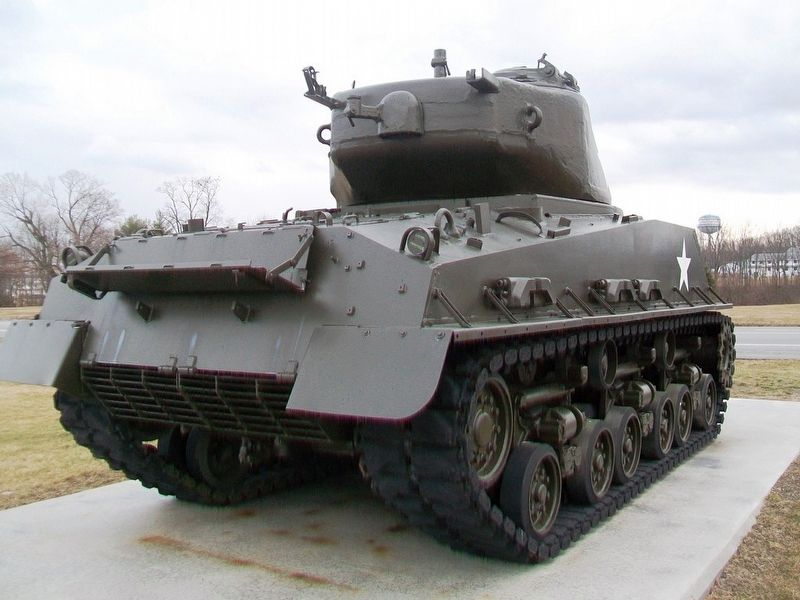 M4A3 Sherman Tank image. Click for full size.