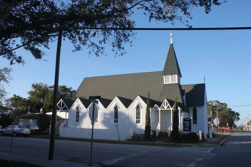 St. Gabriel's Episcopal Church image. Click for full size.