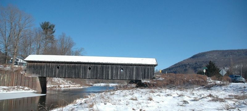 Fitches Covered Bridge image. Click for full size.