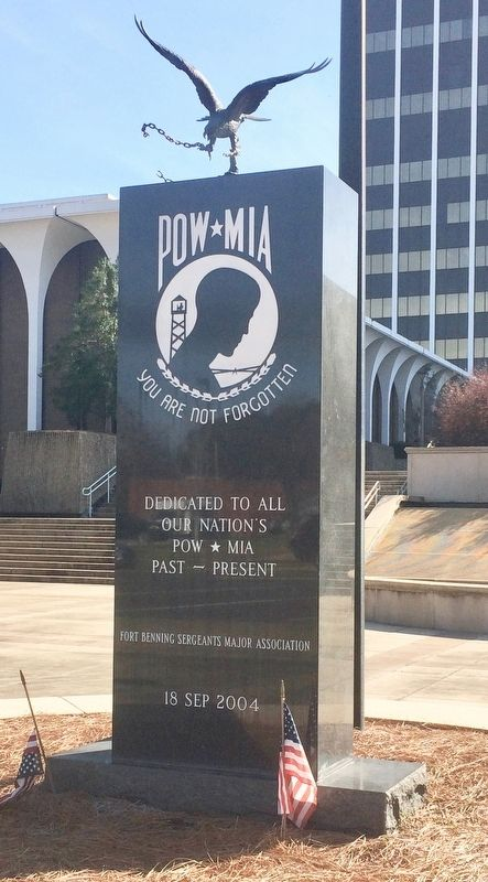 POW ✯ MIA Monument image. Click for full size.