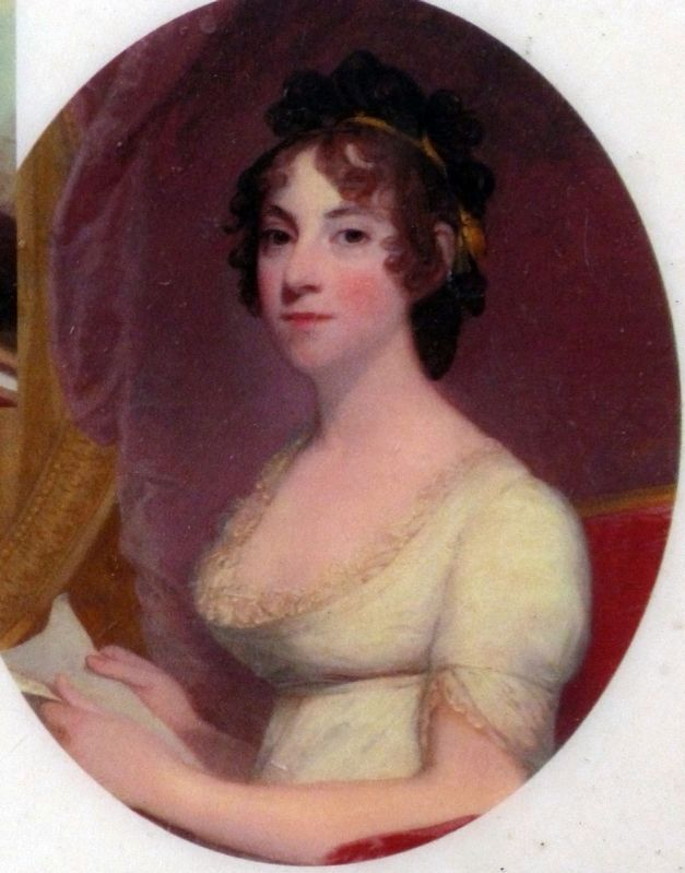 Anna Maria Thornton by Gilbert Stuart - National Gallery of Art image. Click for full size.