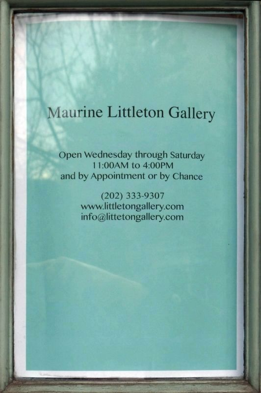 Maurine Littleton Gallery image. Click for full size.