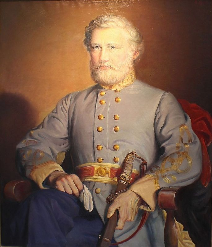 Portrait of Gen. Henry Lewis Benning by B. Egeli. image. Click for full size.