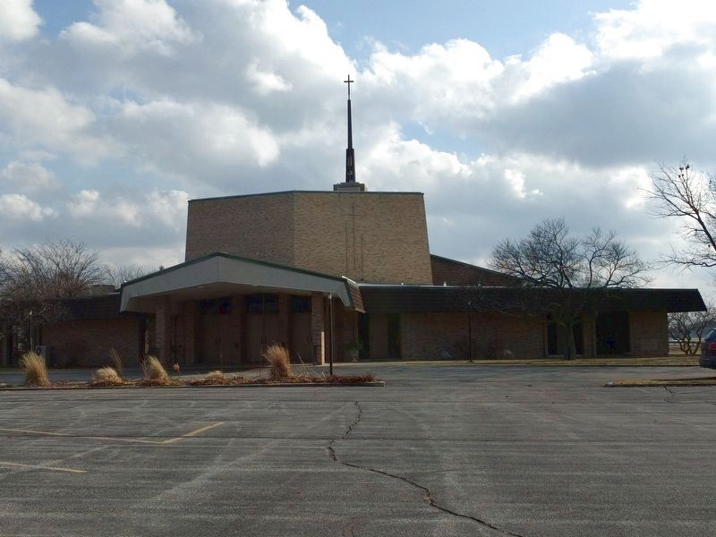 The Third St. Michael's Lutheran Church Building image. Click for full size.