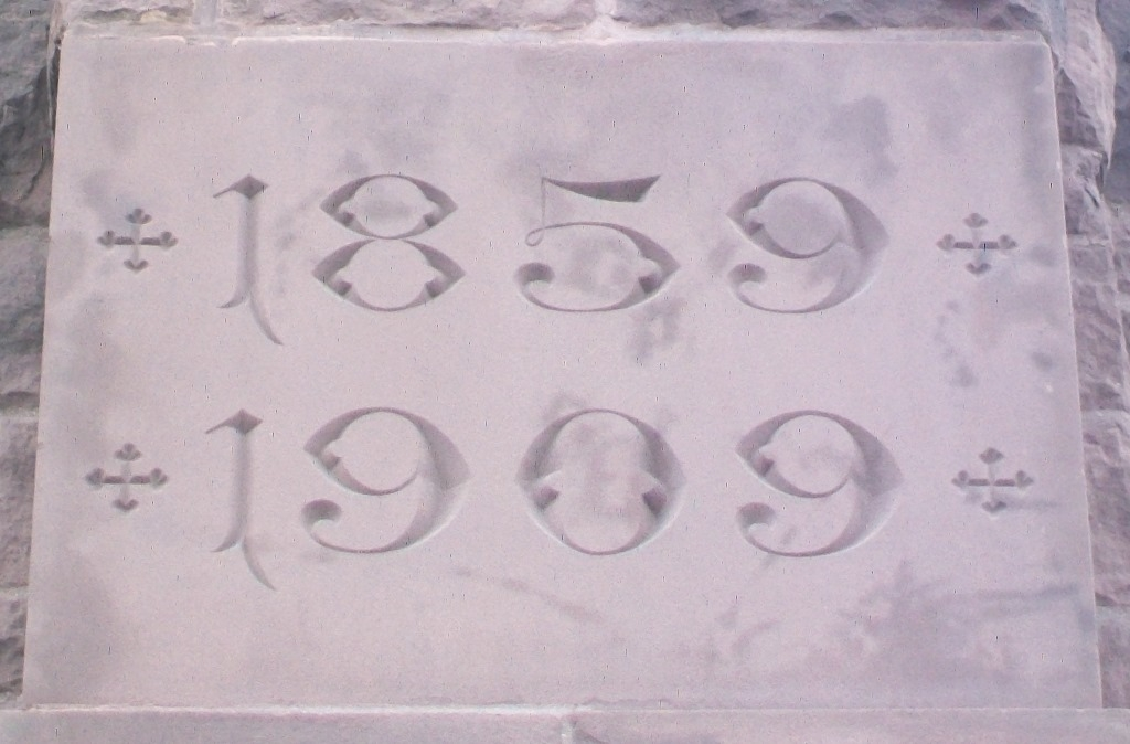 Houlihan - McLean Center (Immanuel Baptist Church) Cornerstone