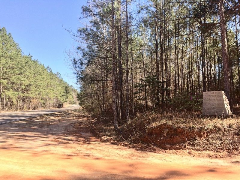View looking south on Alabama Route 69. image. Click for full size.