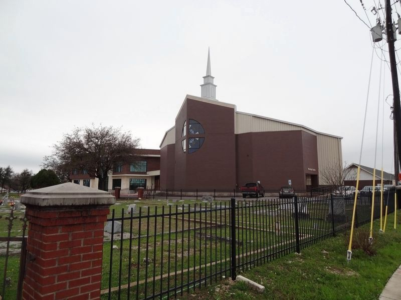 New Hope First Baptist Church image. Click for full size.