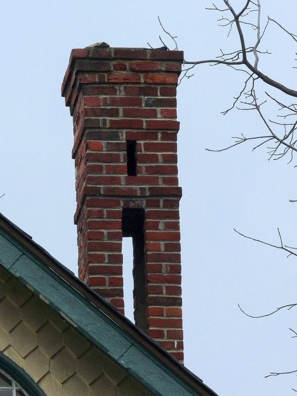 Chimney image. Click for full size.