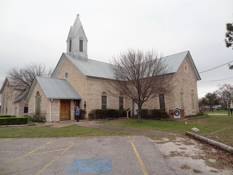 Liberty Hill Methodist Church image. Click for full size.
