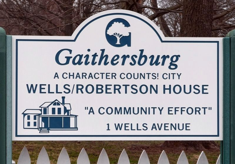 Gaithersburg<br>A Character Counts! City image. Click for full size.