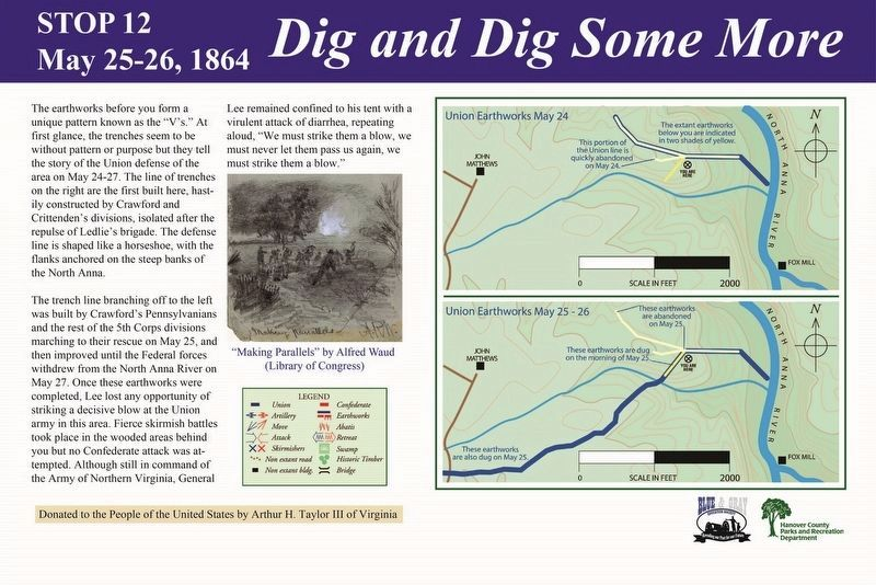 Dig and Dig Some More Marker image. Click for full size.