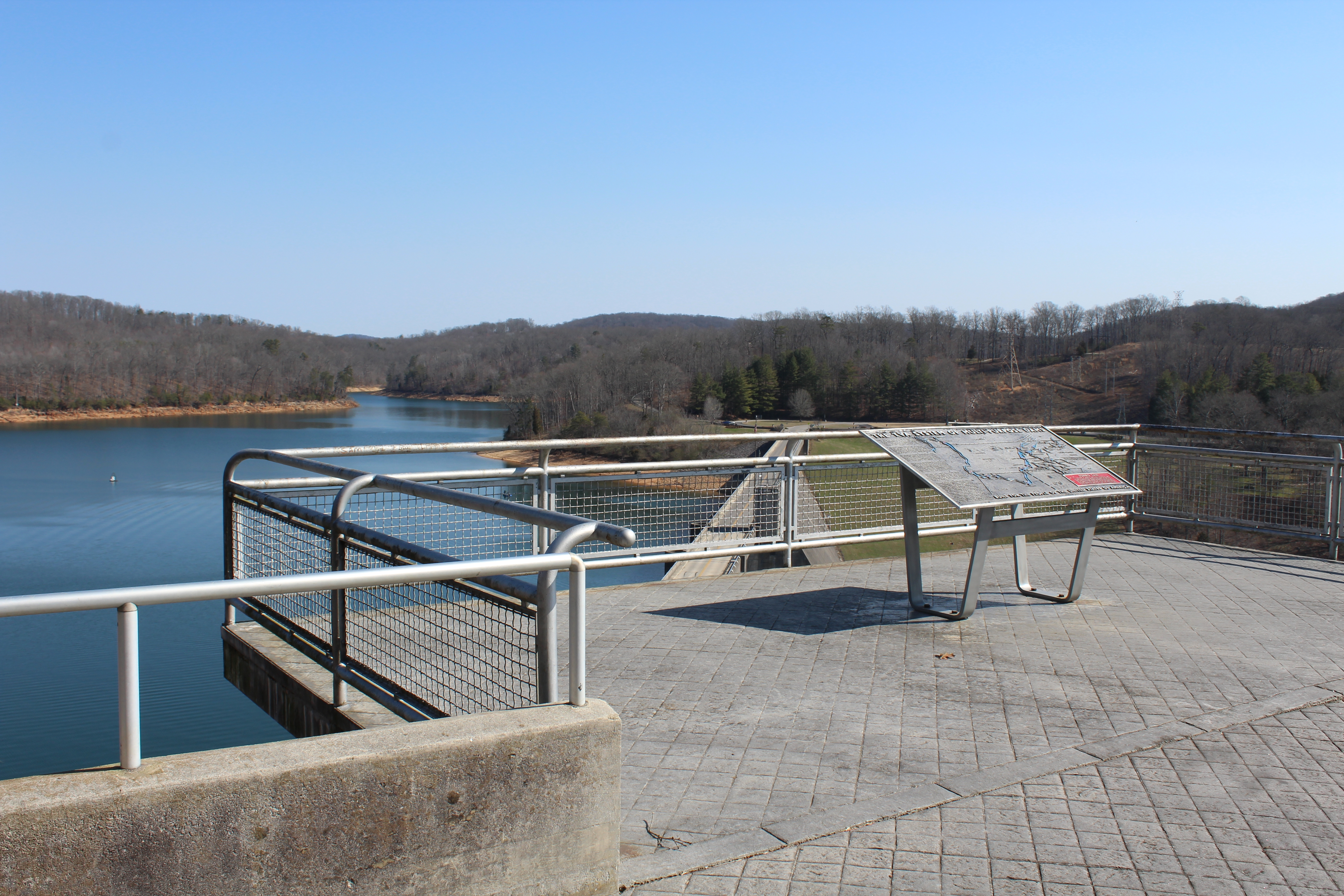 The TVA System of Multi-Purpose Dams Marker