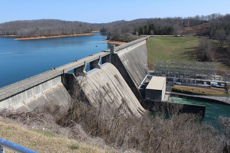 Norris Dam image. Click for full size.