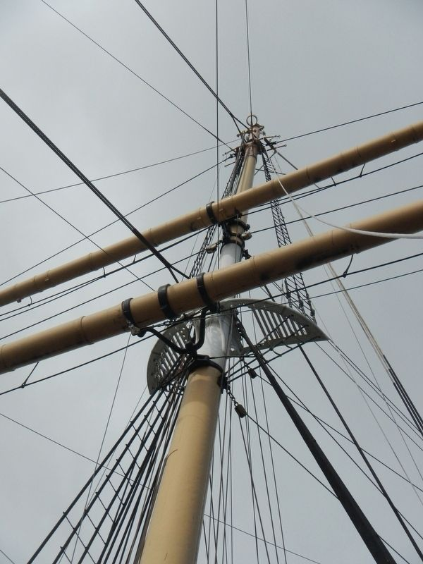 The Main Mast image. Click for full size.