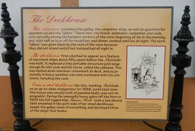 The Deckhouse Marker image. Click for full size.