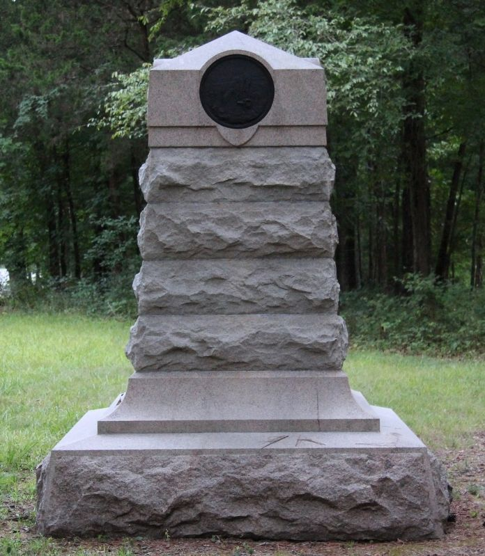 52nd Ohio Infantry Regiment Marker image. Click for full size.