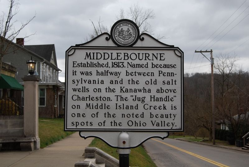 Middlebourne Marker image. Click for full size.