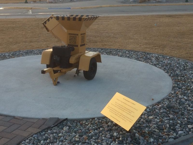 """The Woodchipper"" in FARGO Marker image. Click for full size."