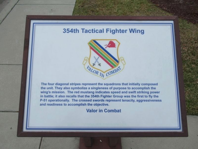 354th Tactical Fighter Wing image. Click for full size.
