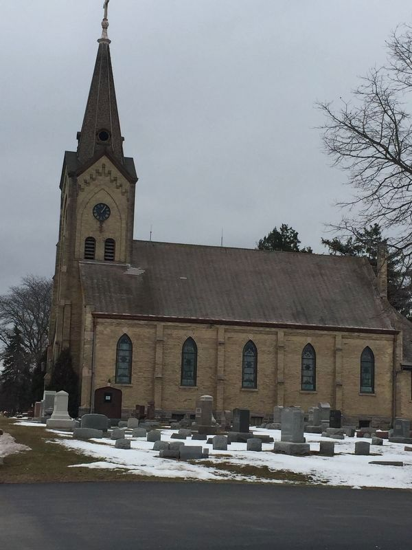 St. Paul's Evangelical Lutheran (Kirche) Church image. Click for full size.