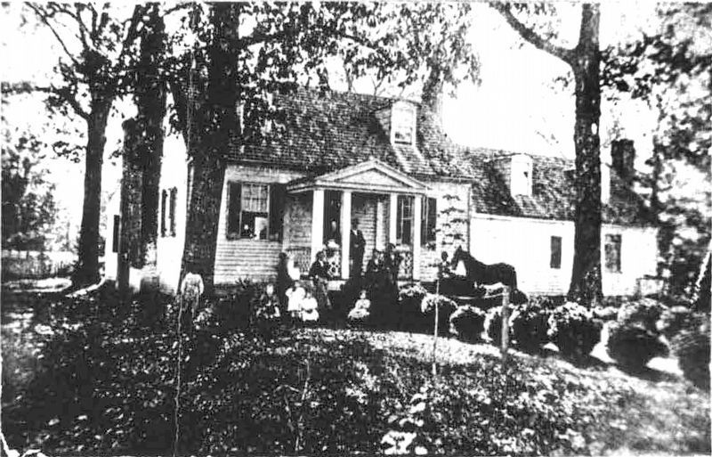 The Prettyman House 1876 image. Click for full size.