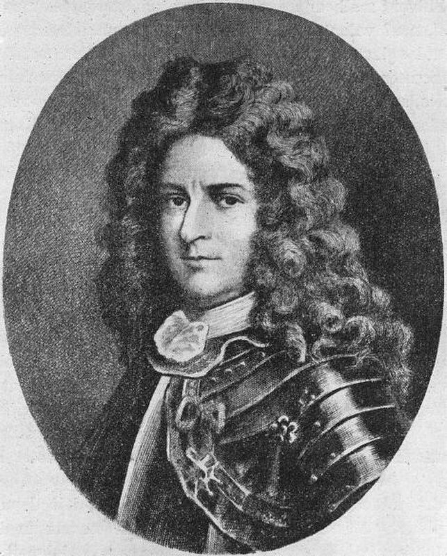 Pierre LeMoyne D'Iberville image. Click for full size.