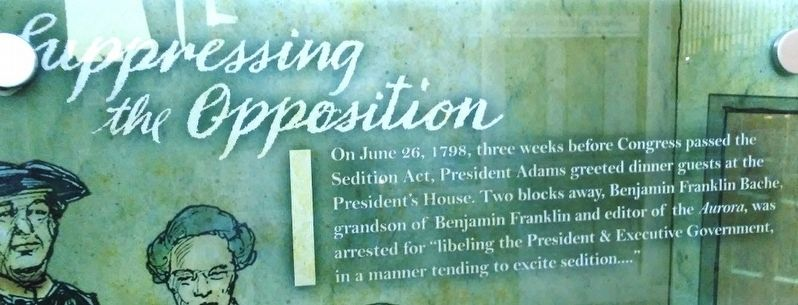 Suppressing the Opposition Marker Text image. Click for full size.