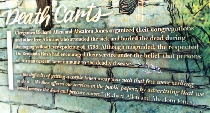 Death Carts Marker Text image. Click for full size.