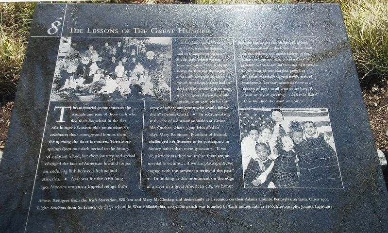 The Lessons of The Great Hunger Marker image. Click for full size.