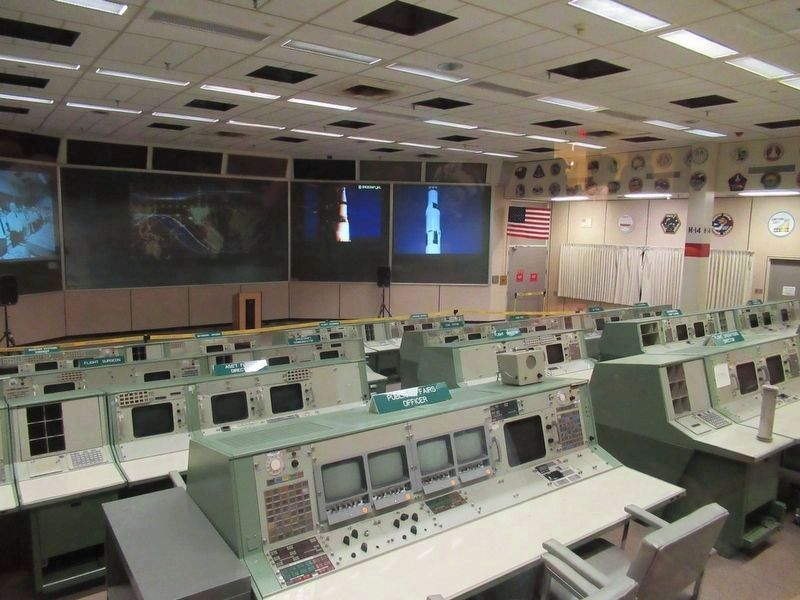 Apollo Mission Control image. Click for full size.