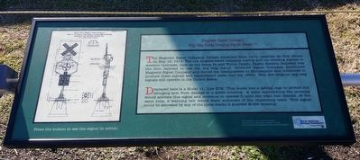 Magnetic Signal Company Marker image. Click for full size.