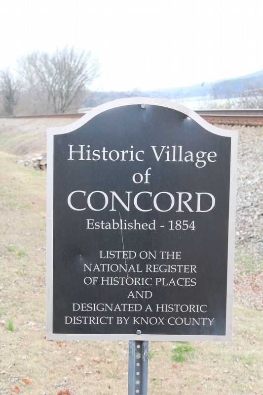 Concord, Tennessee image. Click for full size.