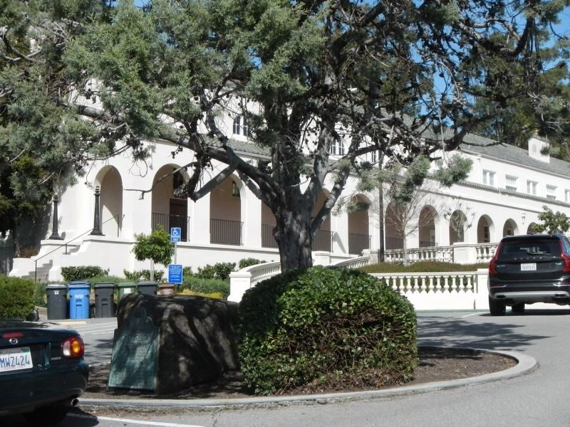 St. Vincent's School for Boys Marker image. Click for full size.