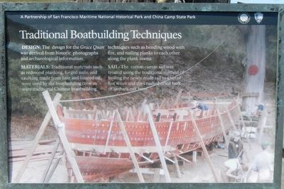 Traditional Boatbuilding Techniques image. Click for full size.
