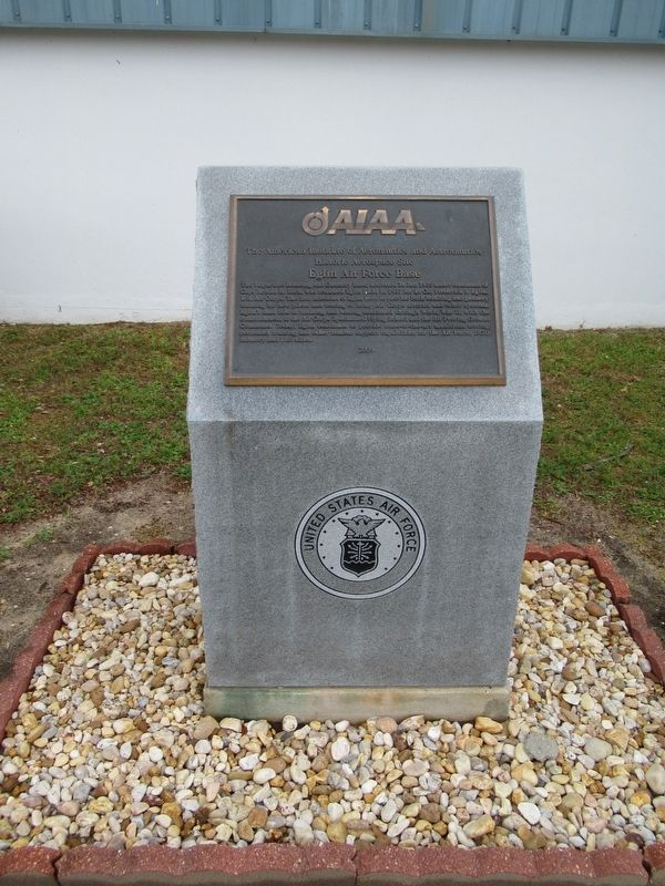 Historic Aerospace Site Marker image. Click for full size.