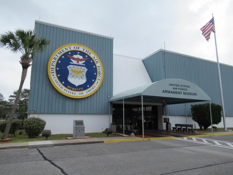 The Air Force Armament Museum image. Click for full size.