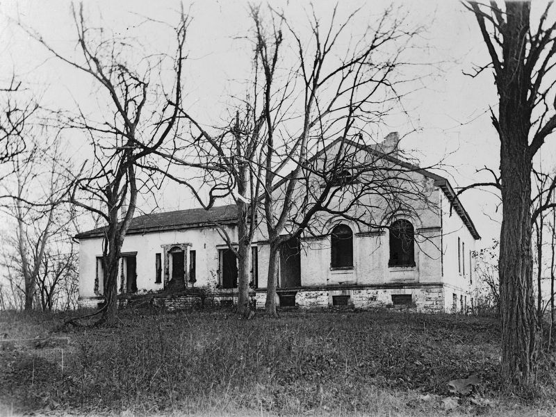 General John Mason House image. Click for full size.