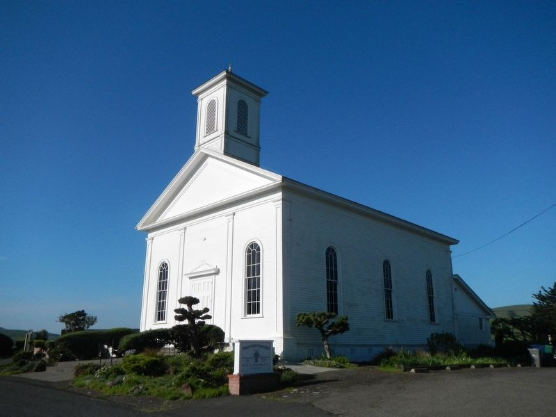 Tomales Presbyterian Church image. Click for full size.
