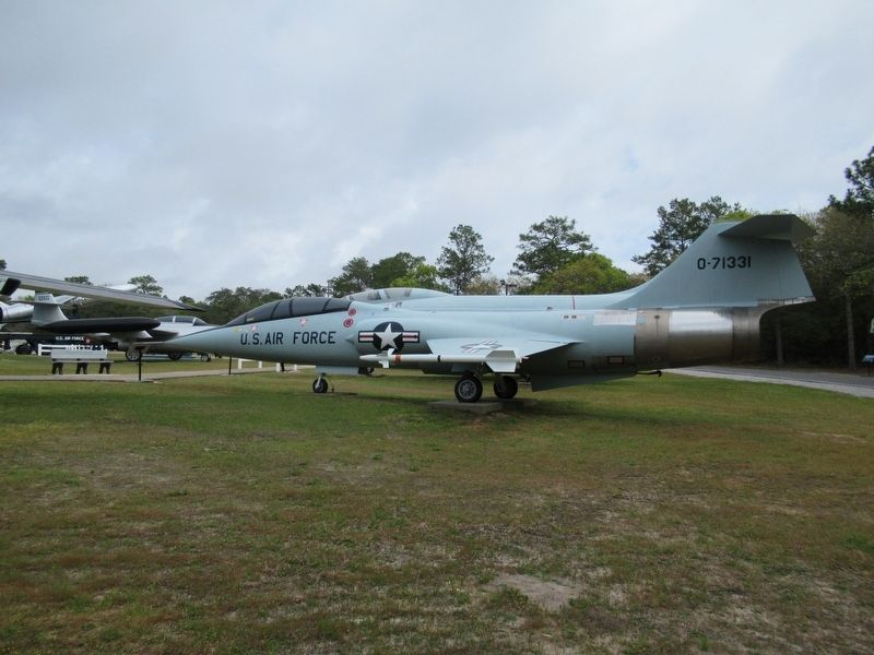 F-104 Starfighter image. Click for full size.