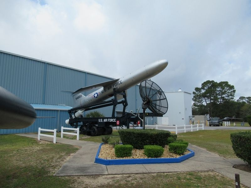 CGM-13 Mace Missile image. Click for full size.