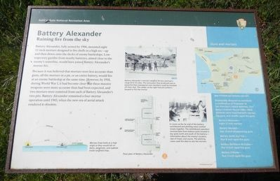 Battery Alexander Marker image. Click for full size.