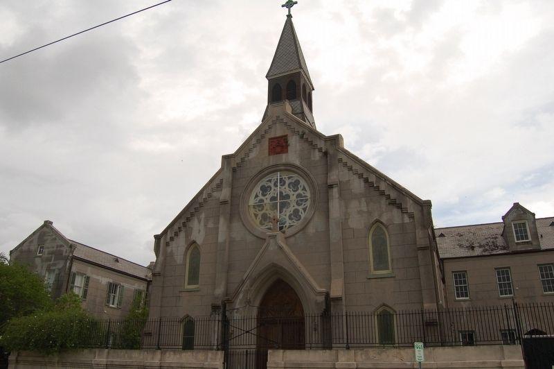 Carmelite Monastery Historical Marker