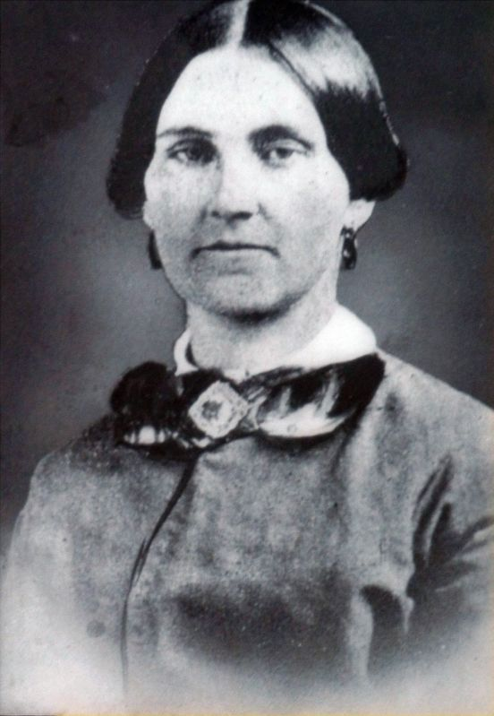 Mary Surratt image. Click for full size.