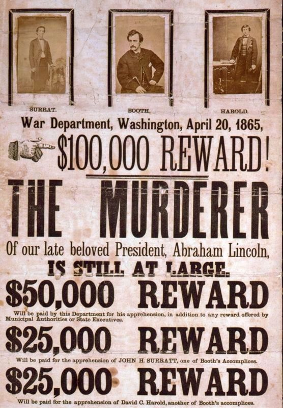 $100,000 Reward! image. Click for full size.