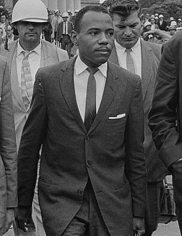 James Meredith image. Click for full size.