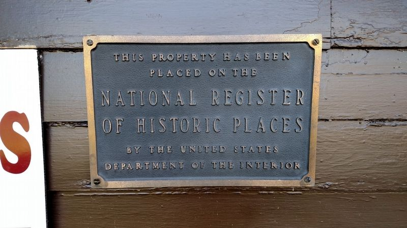 Oldest Settled Property in Chautauqua County Marker image. Click for full size.